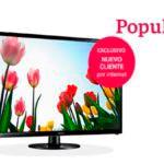 televisor Popular domiciliar nomina