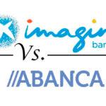 Comparativa cuentas sin nómina: imaginBank vs. Abanca