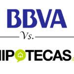 Comparativa de la semana: Hipoteca BBVA vs. Hipotecas.com