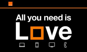 love de orange sube de precio