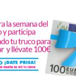 Consigue 100 € enviando un truco de ahorro gracias a Self Bank
