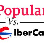 Comparativa cuentas corrientes: Popular vs. Ibercaja
