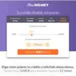 Así es el préstamo rápido de Fleximoney, el hermano mayor de Ok Money