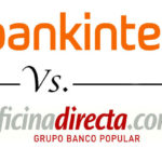 Comparativa de cuentas nómina: Bankinter vs. Oficinadirecta