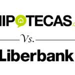Comparativa de hipotecas fijas: hipotecas.com vs liberbank