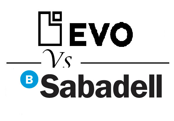 Comparativa mejores cuentas nomina evo vs sabadell