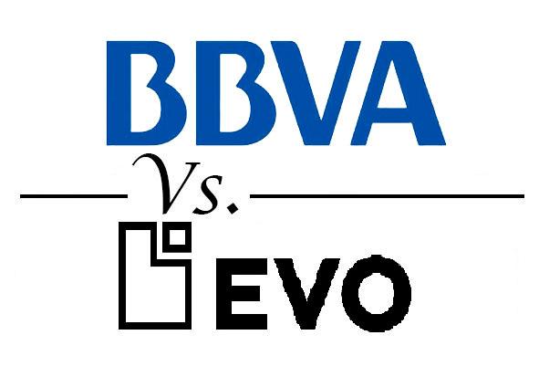 Comparativa cuentas sin comisiones bbva vs evo banco