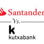 Comparativa de cuentas nómina: Santander vs. Kutxabank