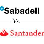 Comparativa de hipotecas variables: Banco Santander vs. Banco Sabadell