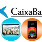 """Caixabank regala un televisor o un """"smartphone"""" por domiciliar la nómina"""