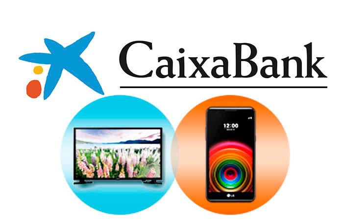 Caixabank Regala Un Televisor O Un Smartphone Por Domiciliar La
