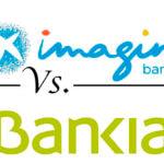 Comparativa cuentas online: imaginBank vs. Bankia