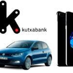 Kutxabank sortea 3 coches y 30 iPhone 7 entre los clientes que vayan superando retos
