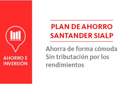 4b915fc7781 Santander lanza un plan de ahorro con una rentabilidad de hasta el 0 ...