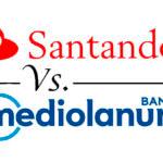 Comparativa cuentas remuneradas: Santander vs. Mediolanum