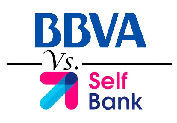 Comparativa cuentas online bbva vs self bank
