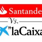 Comparativa de cuentas nómina: Banco Santander vs. CaixaBank