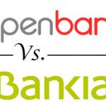 Comparativa cuentas online: Openbank vs. Bankia