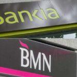 Bankia y BMN pendientes de la fusión bancaria