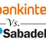 Comparativa cuentas sin nómina: Bankinter vs. Sabadell: ¿cuál es la mejor opción?