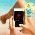 Ocean's actualiza sus tarifas móviles en pleno verano