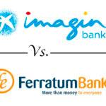 Comparativa cuentas de la banca móvil: imaginBank vs. Ferratum Bank