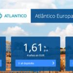 Análisis depósitos a plazo fijo: Atlântico Europa a 1 año