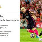 Jazztel ofrece la Liga de fútbol a mitad de precio