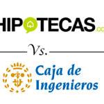 Comparativa de hipotecas a tipo fijo: Hipotecas.com vs. Caixa Enginyers