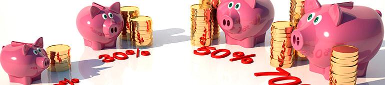 Compara el interés actual de las hipotecas para elegir la que más te conviene