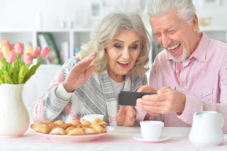 Aplicaciones de móvil mayores