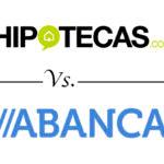 Comparativa de hipotecas a interés fijo: Hipotecas.com vs. Abanca