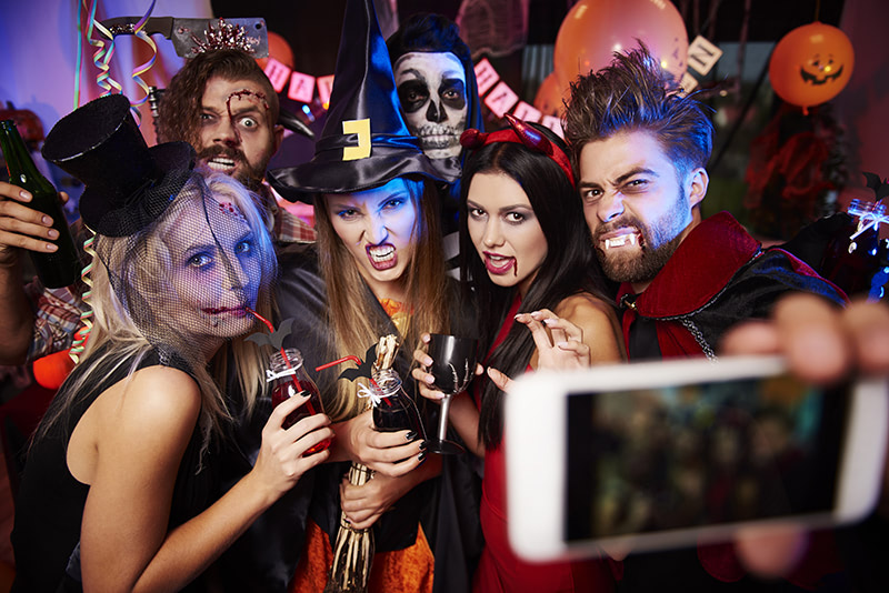 apps halloween 2017