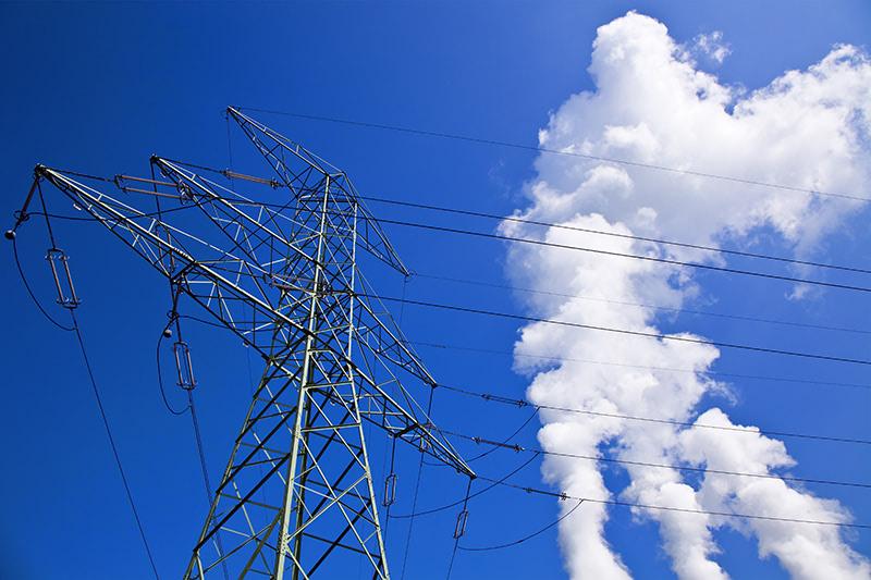 Contaminacion de gases invernadero por culpa de la electricidad