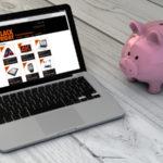 Novedades: Descuento del 8 % en Amazon durante el 'Black Friday' y 4 préstamos que se abaratan