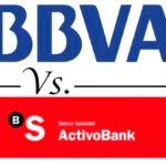 Comparativa de cuentas que se gestionan desde el móvil: BBVA vs. ActivoBank