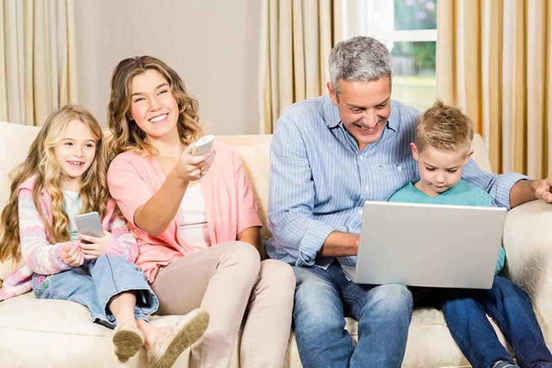 Nuevos paquetes Vodafone one familia