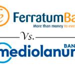Comparativa cuentas con cajeros en el extranjero: Mediolanum vs. Ferratum Bank