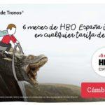 Lowi regala el acceso a HBO España