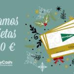 Nuevo sorteo: 'Queridos Reyes Magos, este año quiero 100 euros de regalo'