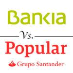 Comparativa de hipotecas a tipo fijo: Bankia vs. Banco Popular