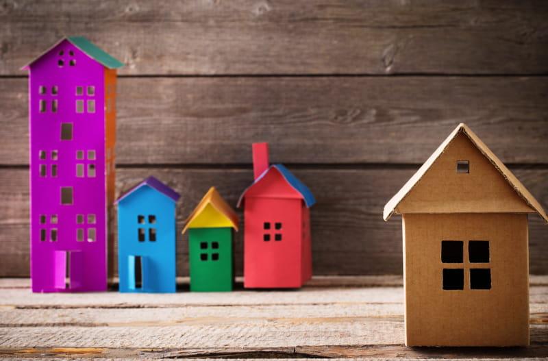 comparar inmobiliarias