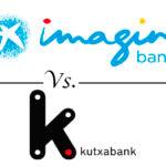 Dos cuentas nómina para jóvenes: imaginBank vs. Kutxabank, ¿cuál es mejor?