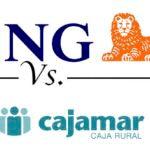 ING vs. Cajamar: ¿qué cuenta sin nómina tiene más ventajas?