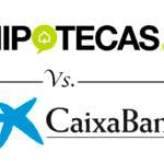 Comparativa de hipotecas fijas: Hipotecas.com vs. CaixaBank
