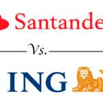 Comparativa cuenta autónomos y empresas: Santander vs. ING