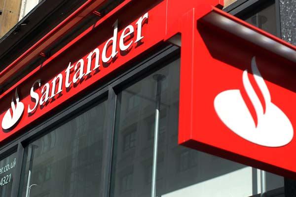 Banco Santander unificará todas sus cuentas en el futuro 'Santander One'