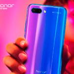 Honor 10, el móvil estrella de la segunda marca de Huawei, ya es oficial