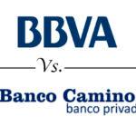 Comparativa de cuentas sin nómina: BBVA vs. Banco Caminos