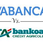 Mejor cuenta para domiciliar la nómina: ¿Abanca o Bankoa?